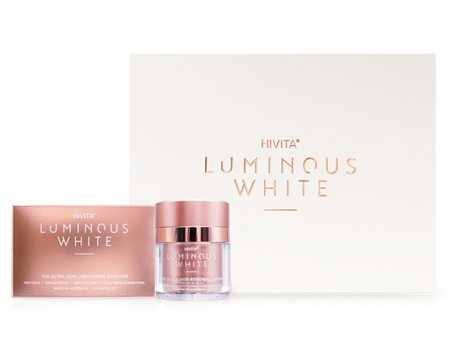 HIVITA Luminous White Collection