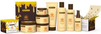 HOLA Honey Anti-Wrinkle Range and HOLA Seaweed Moisturising Range