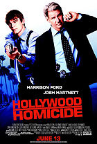 Harrison Ford Hollywood Homicide