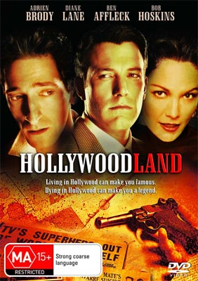 Hollywoodland Dispelling the myth surrounding the scandalous death of a superher
