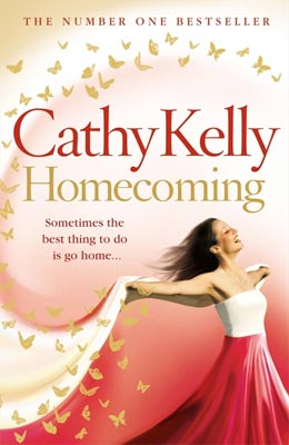 Cathy Kelly Homecoming Interview