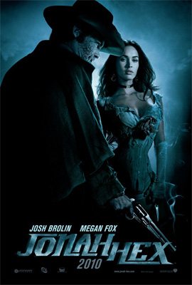 Josh Brolin & Megan Fox on Jonah Hex