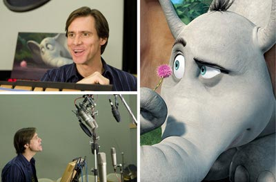Jim Carrey Horton Hears a Who Interview