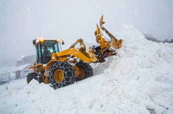 Hotham Gets Hit With Mega Blizzard