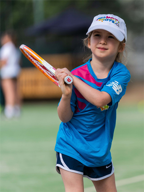 ANZ Hot Shot Tennis Lessons