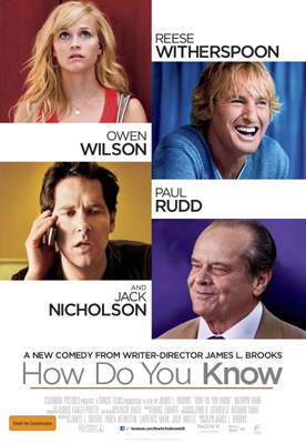 Reese Witherspoon, Owen Wilson & James L Brooks How Do You Know Interview