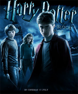 David Yates Harry Potter and the Half Blood Prince Interview