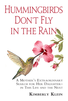 Hummingbirds Don't Fly in The Rain