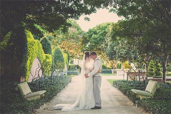 Hunter Valley Gardens Wedding Fair 2014
