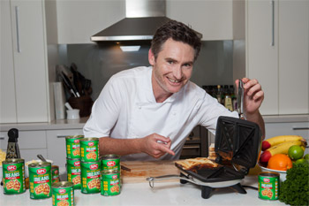 Dave Hughes Puts Baked Beans on Australia Day Menu