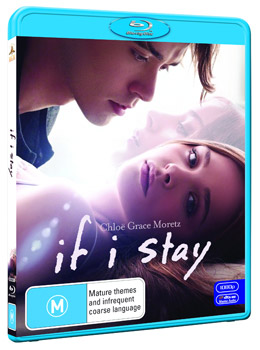 If I Stay DVDs