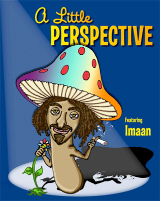 Imaan Hadchiti A Little Perspective Interview