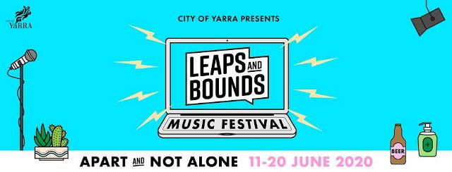 Leaps and Bounds Music Festival program launch