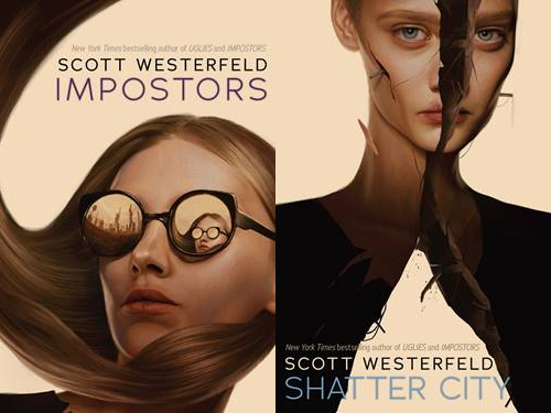 Win Impostors Book Sets