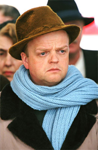 Toby Jones Capote Interview