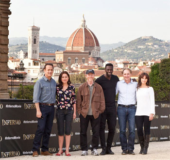 Principal Photography Begins on Inferno