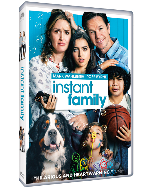 Instant Family DVDs
