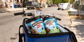 International Ice Cream Day: 20,000 Free Tubs of Ben and Jerry's