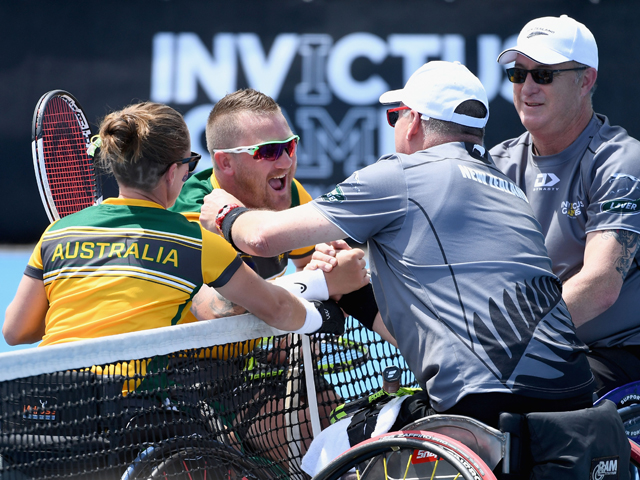Debbie Wall Invictus Games Interview