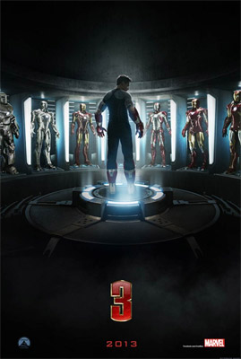 Robert Downey Jr. Iron Man 3 Interview