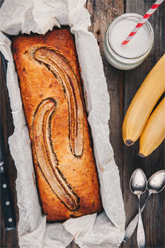 Protein-Rich Banana Bread Recipe
