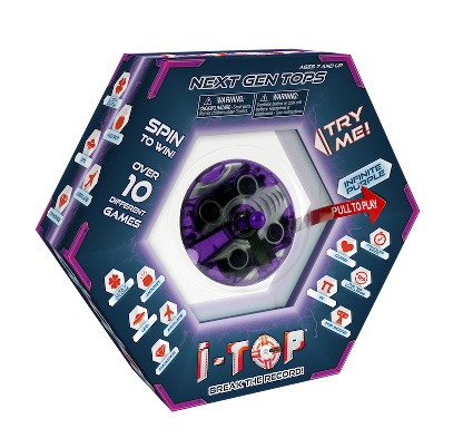I-Top Spin Toy