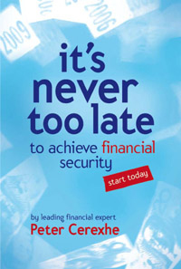 It's Never Too Late To Achieve Financial Security
