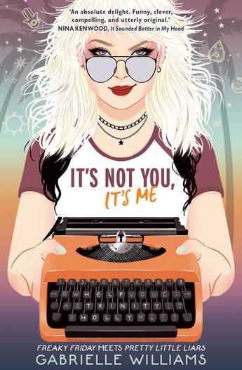 Win It's Not You, It's Me Books