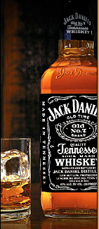 Jack Daniel's Tennessee Whiskey, 100 GREAT ICONS
