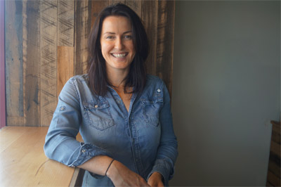Jackie Mahony Junction Beer Hall and Wine Room Interview