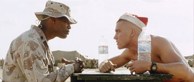 Jamie Foxx - Jarhead Interview