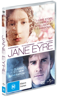Mia Wasikowksa Jane Eyre DVD Interview