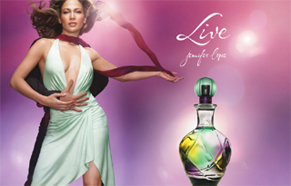 Live Jennifer Lopez Fragrance
