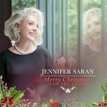 Jennifer Saran Merry Christmas, You Are Loved