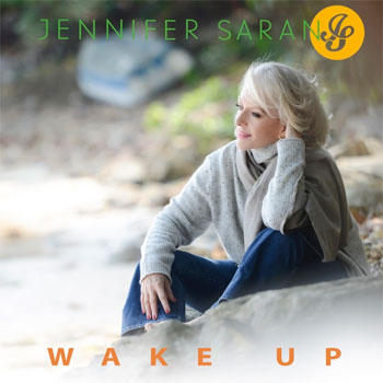 Jennifer Saran Wake Up ft. Carlos Santana