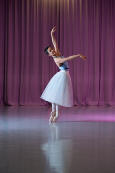 Jill Ogai Telstra Ballet Dancer Award Interview
