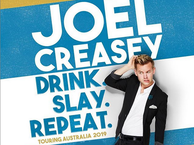 Joel Creasey – Drink. Slay. Repeat.
