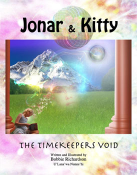 Jonar & Kitty: The Timekeepers Void