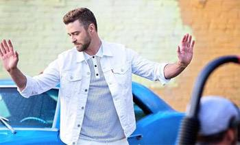 Justin Timberlake Can't Stop The Feeling! Video