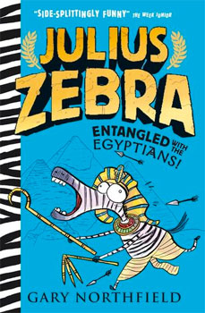 Julius Zebra: Entangled with the Egyptians