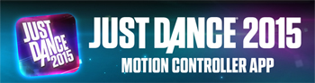 Just Dance 2015 Motion Controller App