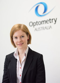 Kate Gifford Optometry Profession Interview
