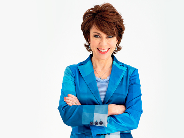 Kathy Lette at Just For Laughs Sydney