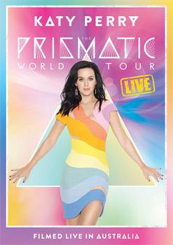 Katy Perry The Prismatic World Tour Live DVD