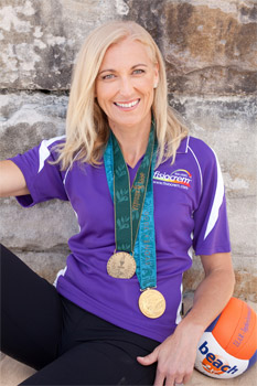 Kerri Pottharst Olympic Gold Medalist and Injury Management Expert Interview