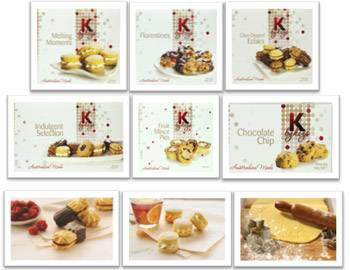 Kez's Kitchen Delicious Stocking Fillers