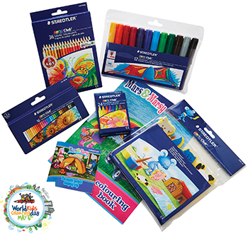 Staedtler Colouring Packs