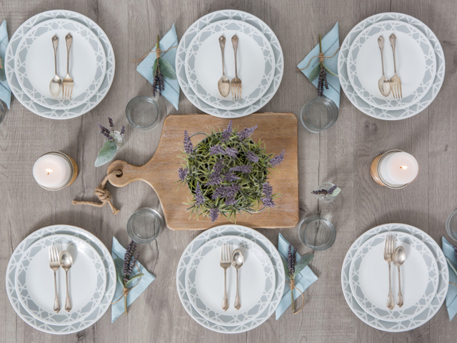 A Fabulous First Dinner Party