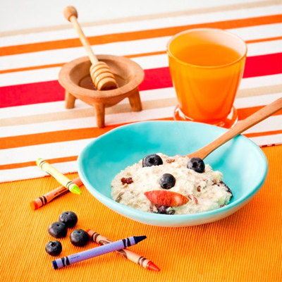 Family Bircher Muesli