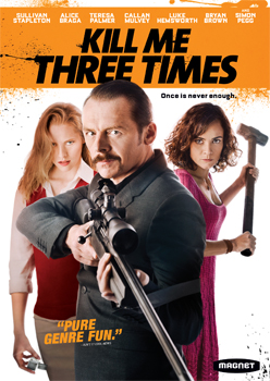Kill Me Three Times DVD